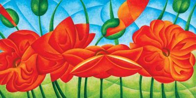 Poppies V #76937