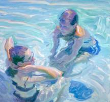 Turquoise Pool #82147
