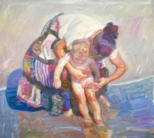 Beach Bather #82153