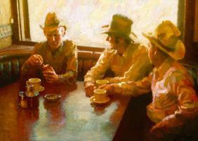 Caffeine, Nicotine, and Cowboys #82202