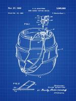 EZ Tap Keg Blueprint #BE113858