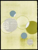 Light Lime Word Bubble #92005