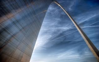 St. Louis Arch 3 #82625