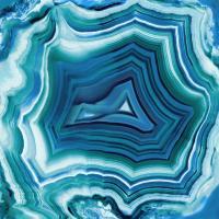 Agate in Aqua #DLC112167