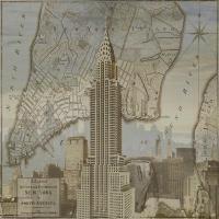 Vintage NYC II #DLM111769