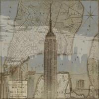 Vintage NYC I #DLM111770