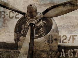 Vintage Propeller #DLM6994