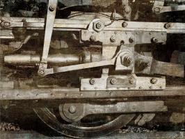 Locomotive Detail #DLM7087