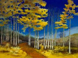 Yellow Aspen #92941