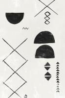 African Motifs I #EZ631-A