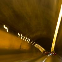 Tunnel Abstract 1 #85894