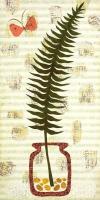 Fern Fond In Vase 1 #72426