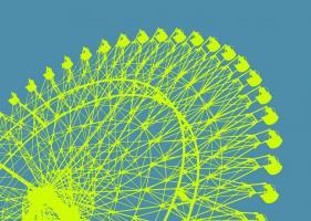 Ferris Wheel - Recolor #102798