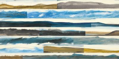 Neutral Plains Seascape 3 #98538