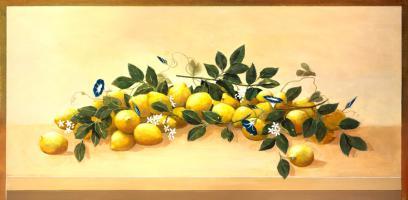 Lemons & Blossoms #86347