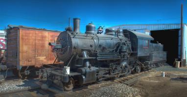 VC-2 Locomotive #91643