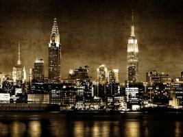 NYC in Sepia #KC111711
