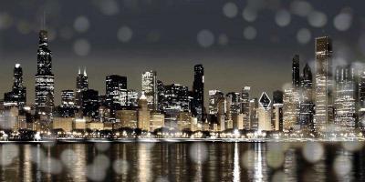 Chicago Nights I #KC111712