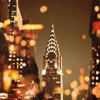 City Lights-New York #KC7082