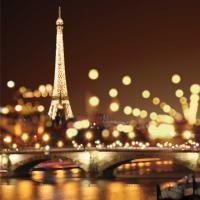 City Lights-Paris #KC7083