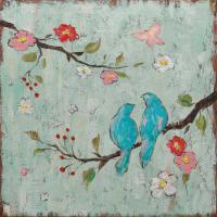 Love Birds I #KF6872