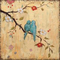 Love Birds II #KF6873
