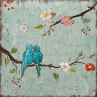 Love Birds IV #KF6876s