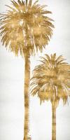 Golden Palms Panel III #KTB111781