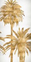 Golden Palms Panel IV #KTB111782