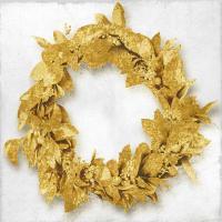 Golden Wreath I #KTB112245