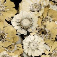 Floral Abundance in Gold III #KTB115118