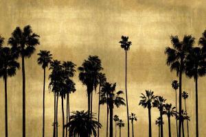 Palm Row on Gold #KTB115127