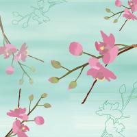 Zen Blossoms 1 #86956