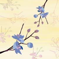 Zen Blossoms 2 #86957