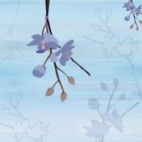 Zen Blossoms 4 #86959