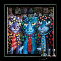 The Corporate Cats (Black Ches #LE111365