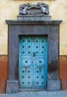 Blue Door #78260