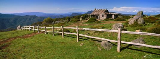 Craigs Hut, Alpine National Park, VIC #MLKD011