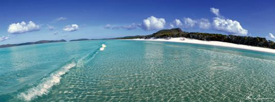 Whitehaven Beach, QLD #MLKD013