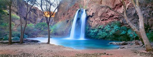 Havasu Falls, Supai, Arizona USA #MLKD025