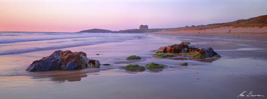 Fistral Beach, Newquay, Cornwall, UK #MLKD031
