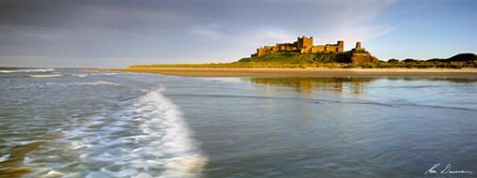 Bamburgh Castle Beach, UK #MLKD034