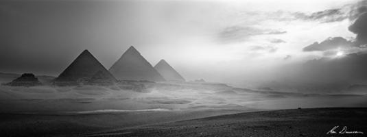 Pyramids, Egypt #MLKD035