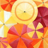 Yellow Umbrella #91476