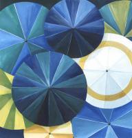 Blue Umbrella #91477