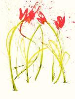 Gestural Floral and Botanical 5 #102102