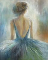Lady in Blue #PNAR-100
