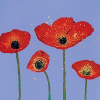 Sky Poppies 2 #87183
