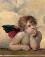 Angelo I - Madonna Sistina #RAF3119