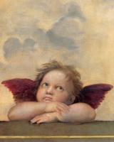 Angelo II - Madonna Sistina #RAF3120